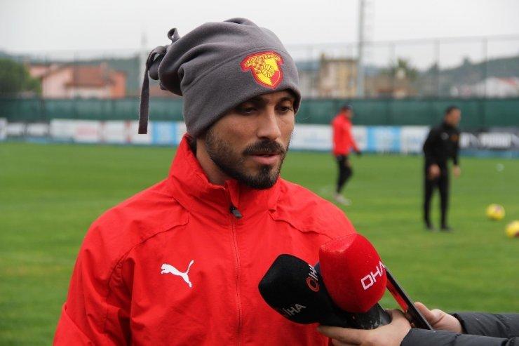 """Halil Akbunar: """"Sivasspor maçına 3 puan için çıkacağız"""""""