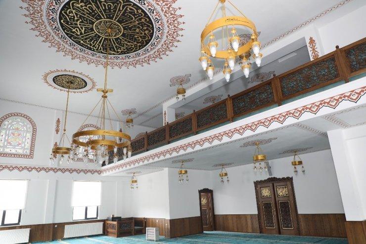 Talas Bayram Kılıç Camii Açılıyor