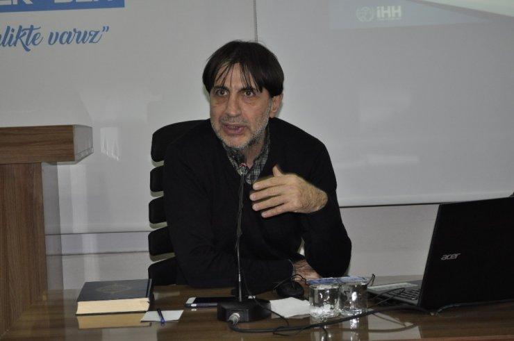 Siverek'te uyuşturucu ve bağımlılıklarla mücadele semineri
