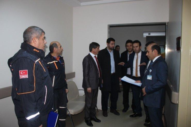AFAD'ın aralık ayı teması 'Bina Güvenliği'