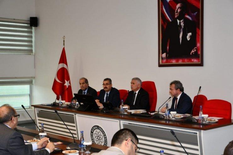 Kamu-Üniversite-Sanayi İşbirliği Planlama ve Geliştirme Kurulu Toplantısı
