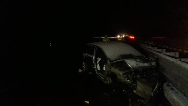 Niğde'deki zincirleme trafik kazasında hayatını kaybedenlerin sayısı 3'e yükseldi