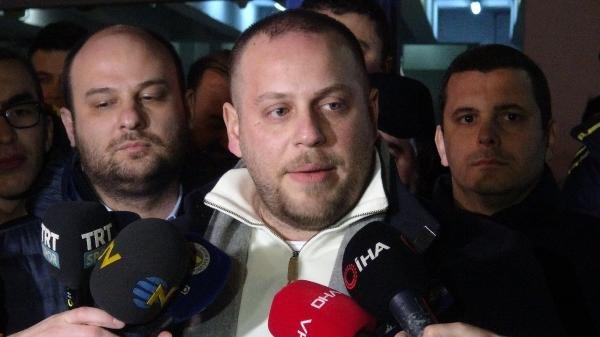 Alper Pirşen:Tahkim Kurulu'nda adaletin sağlanacağını umuyoruz