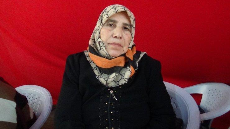 HDP önündeki ailelerin evlat nöbeti 145'inci gününde