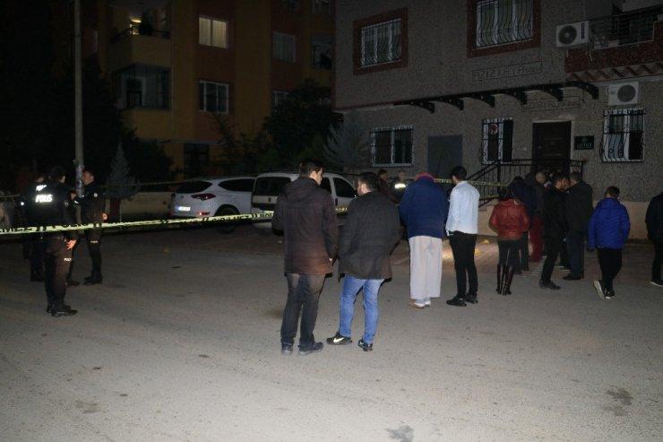 Yeğenlerine sokak ortasında kurşun yağdırdı: 2 yaralı