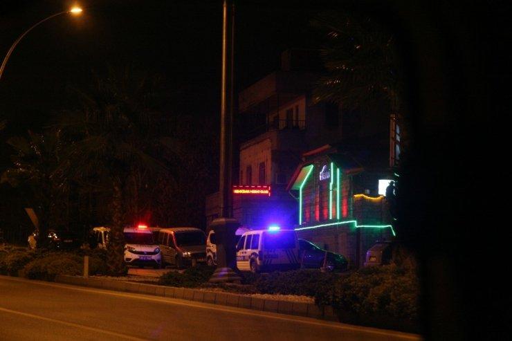 Denizli'de silahlı kavga: 1 yaralı
