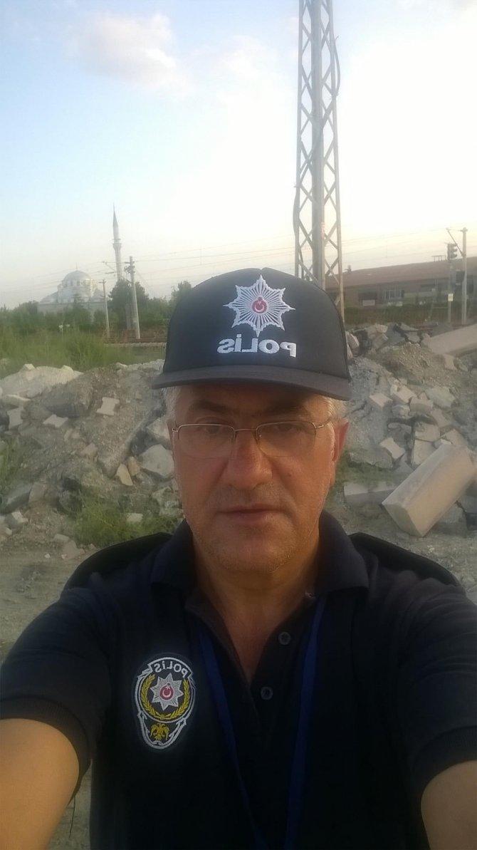 Otomobilin çarptığı polis memurunun 10 aydır bilinci kapalı