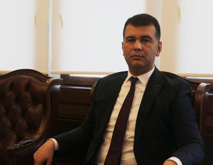 """Adalet Bakanlığı Sözcüsü Çekin: """"Enerjimizi 2 yıl içinde bütün faaliyetleri tamamlamaya odaklanmış şekilde harcıyoruz"""""""