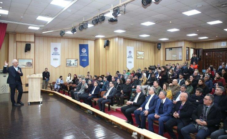 Akdeniz Belediyesi, geleceğin yeteneklerini keşfediyor