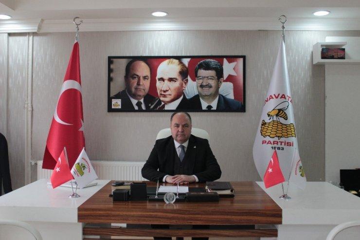 """ANAP Genel Başkanı Çelebi: """"Mutabakata uyulmazsa Türkiye her türlü reaksiyonu gösterme hakkına sahiptir"""""""