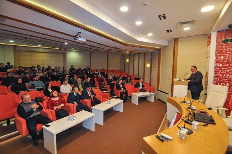 Beyanname bilgilendirme seminerine büyük ilgi