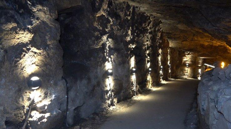 Sulu Mağara'nın barındırdığı hava, 'ağrı kesici' etkisi taşıyor