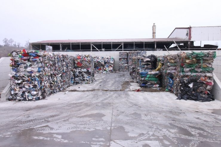 Ordu'da çöpte 'ikili toplama sistemi'