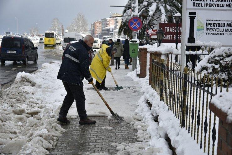 Genç, karla mücadele bilançosunu açıkladı