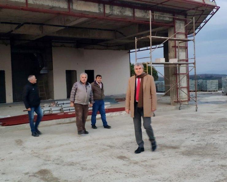 Karaman Park'ta çalışmalar kısa sürede tamamlanacak