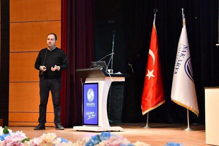 SAÜ'de, 'İş Sağlığı ve Güvenliği Temel Eğitimi' düzenlendi