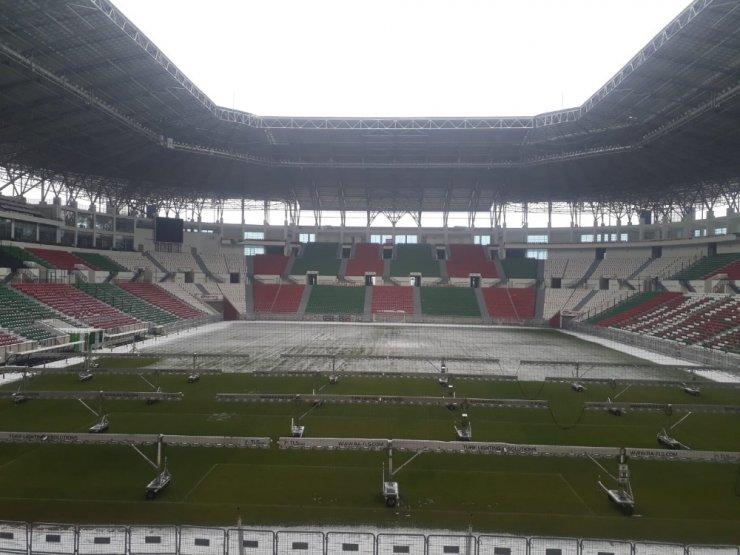 Amed Sportif Faaliyetler ile Sarıyer maçının saati değişti