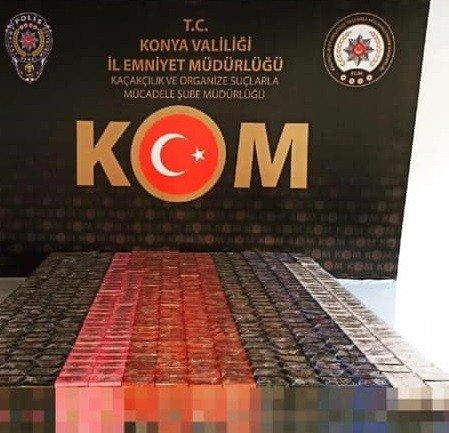 Konya polisi suçlulara göz açtırmıyor