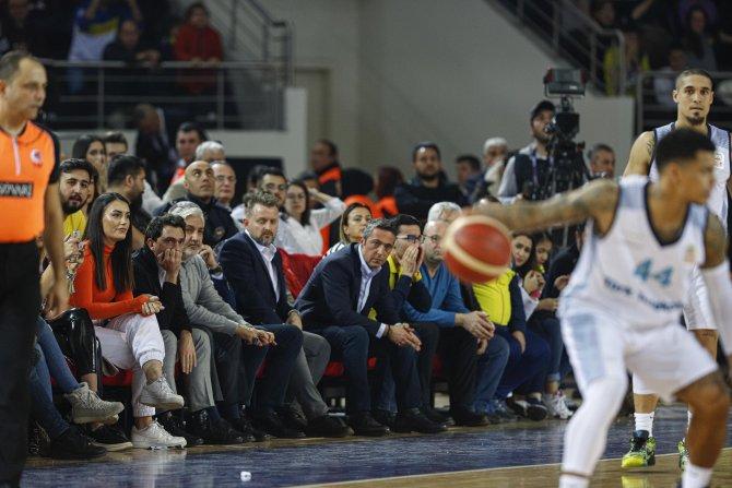 Türkiye Kupası'nda finalin adı Fenerbahçe Beko-Darüşşafaka Tekfen