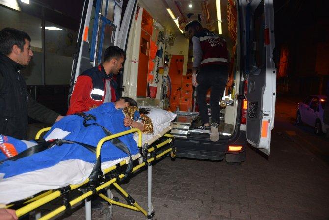Narin, maganda kurşunuyla yaralandı