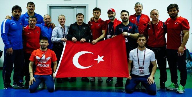 Milliler, Avrupa Güreş Şampiyonası'nı 9 madalya ile tamamladı