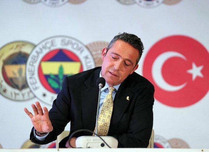 """Ali Koç: """"Cumhurbaşkanımız tavrı ile örnek olmalı"""""""