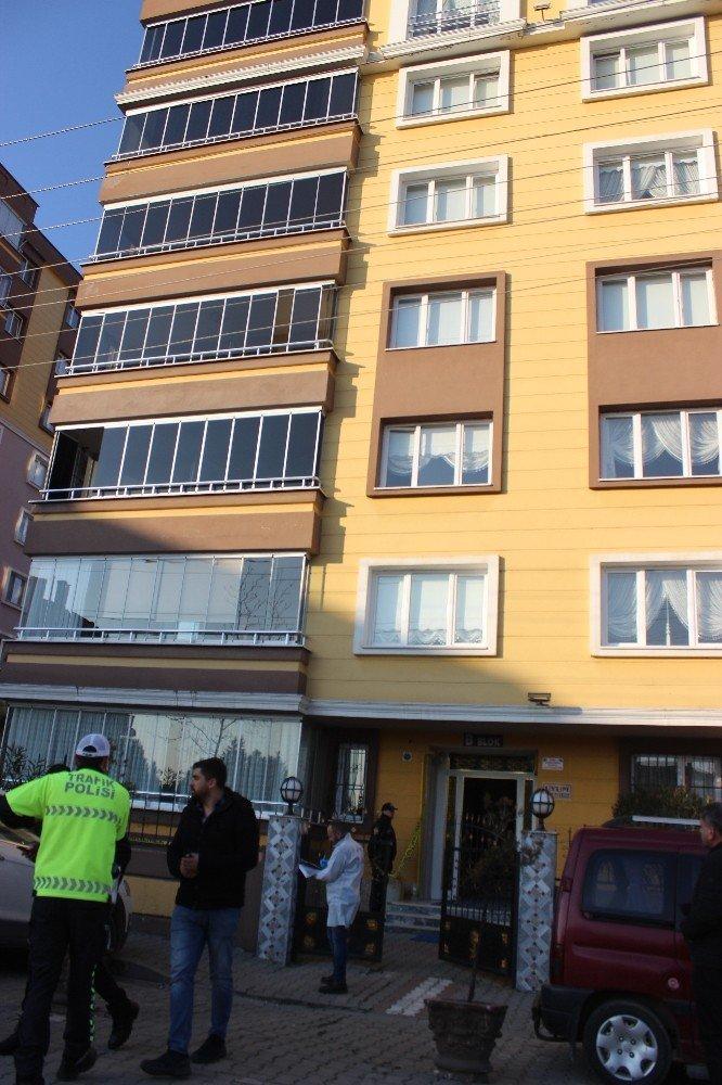 7. kattan düşen adam hayatını kaybetti