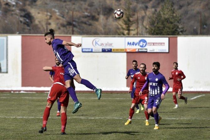 TFF 2. Lig: Gümüşhanespor: 1 - Afjet Afyonspor: 0