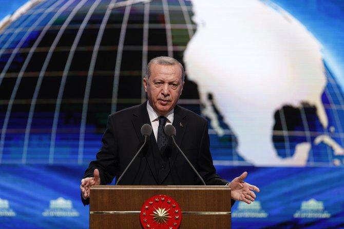 Cumhurbaşkanı Erdoğan: Millet Kütüphanesi 5 milyonu aşan kitap hacmine kavuşacak