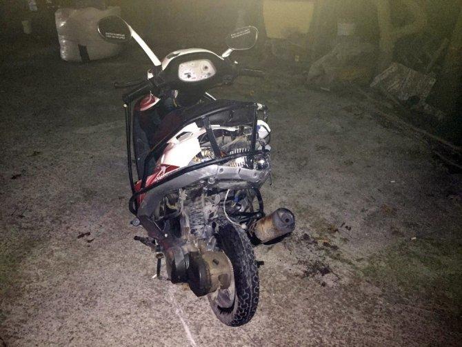 Ortaca'da trafik kazası; 1 ölü