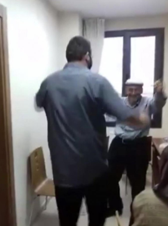 Konya'da umreden dönenlerin karantinada 12'ncigünü