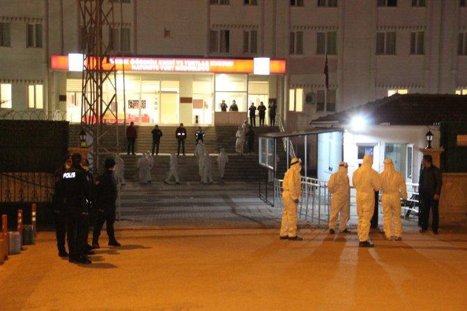 KKTC'den gelen 332 kişi daha Karaman'da karantinaya alındı