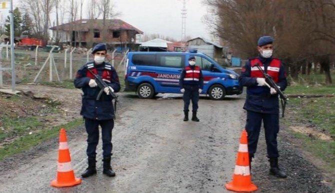 Konya'nın Beyşehir ilçesinde 1 mahallede koronavirüs şüphesi