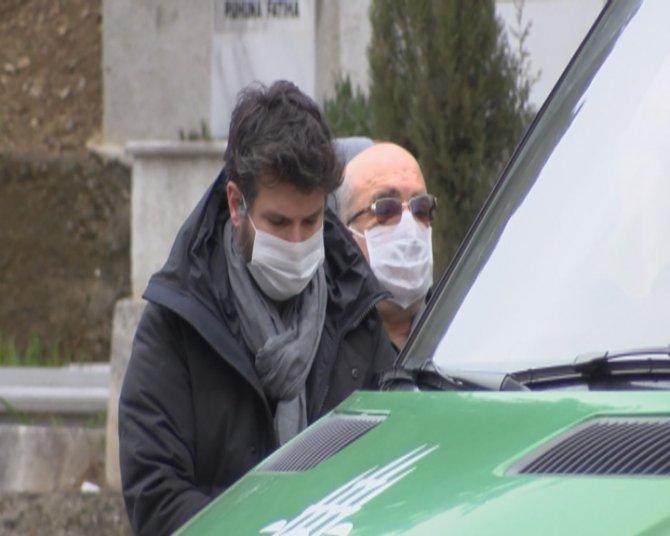 Prof. Cemil Taşçıoğlu son yolculuğuna uğurlandı