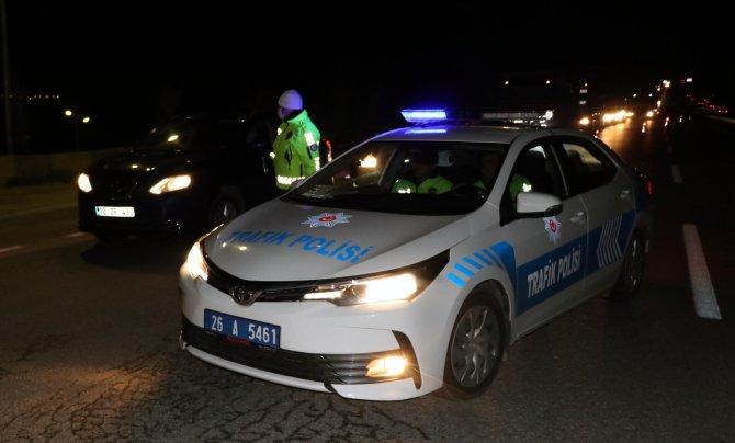 Eskişehir'e giriş- çıkışlar yasaklandı