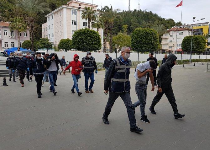 Darp görüntülerinde tutuklu sayısı 9'a çıktı