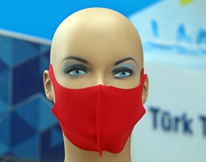 Vitrinlerde moda haline dönüşen maskelere uzmanlardan uyarı