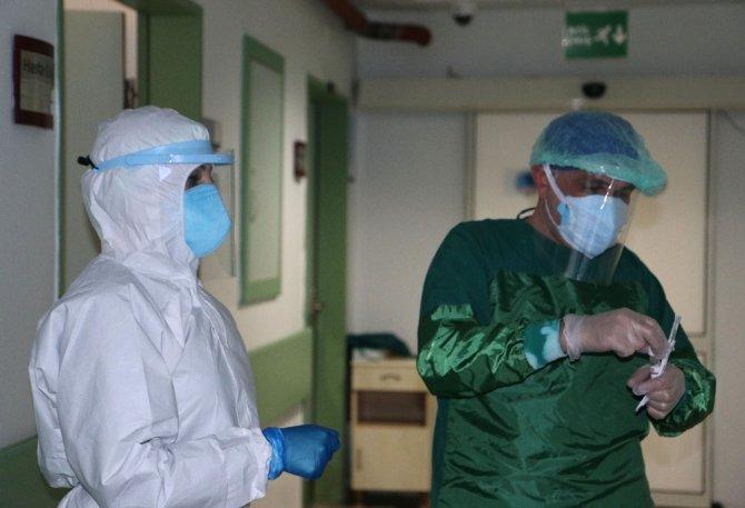 2 bin 500 kişilik sağlık ordusuyla bölgeye hizmet veriyor