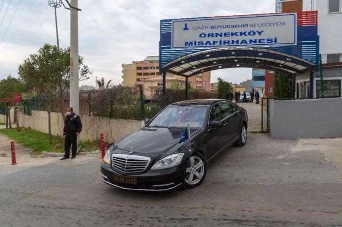 Sağlık çalışanları için Örnekköy'de 100 yataklı tesis