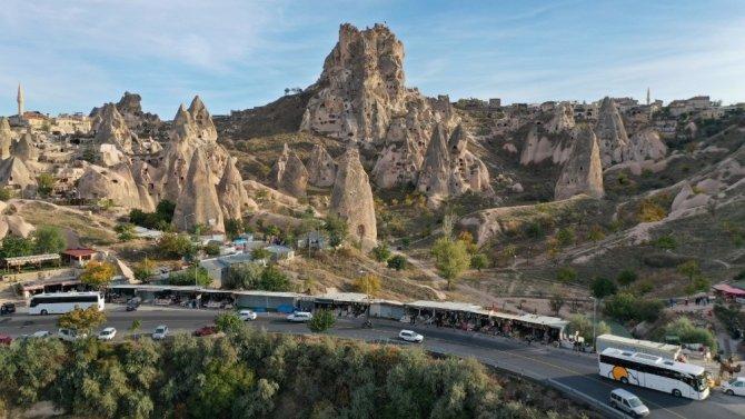 Kapadokya'da 40 yıllık hayal gerçeğe dönüştü