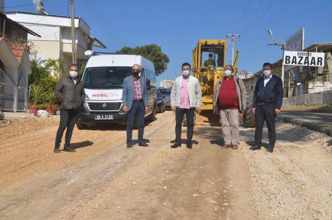 Kuşadası'nda Büyükşehir ve ilçe belediyelerinin güç birliği hizmet üretiyor