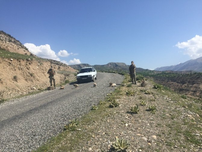 Adıyaman'da iki köy karantinaya alındı