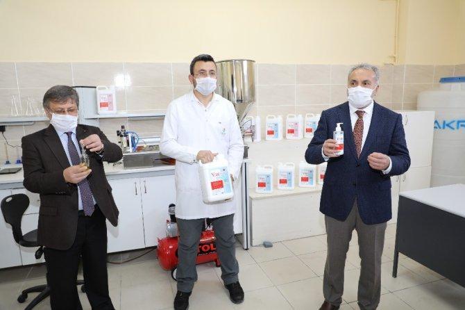 Kenevir katkılı antibakteriyel sıvı el sabunu üretildi