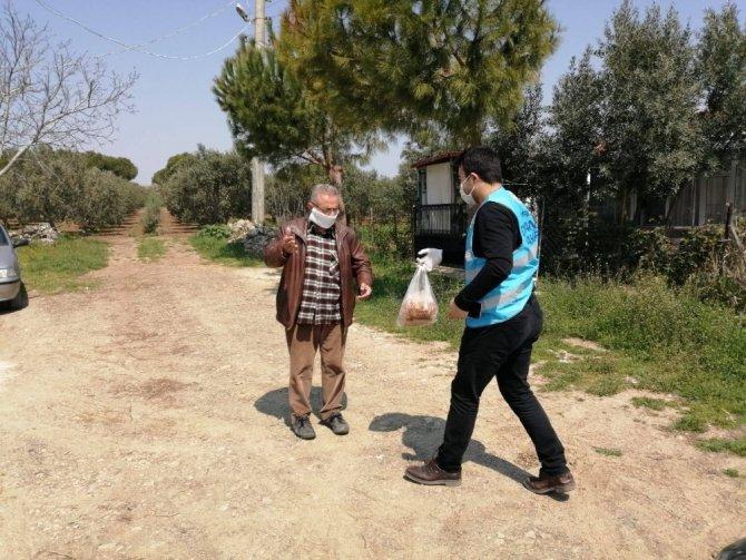 Şarköy'de din görevlilerinden vefa gruplarına tam destek