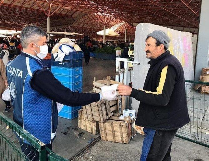 Sincan'da semt pazarlarına yeni düzenleme