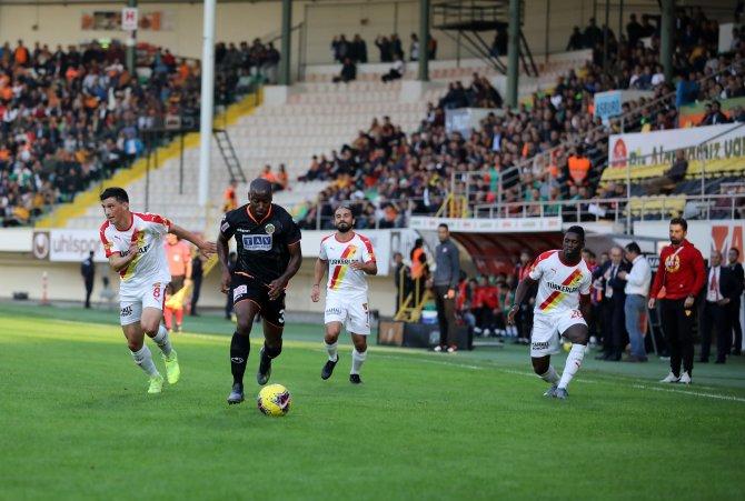 Alanyaspor'da hedef UEFA Avrupa Ligi