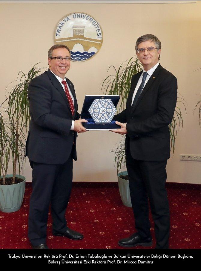 Balkan Üniversiteler Birliği'nin Bükreş'te düzenlenecek genel kurul toplantısı ertelendi