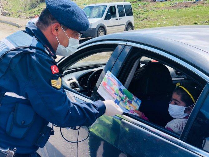 Jandarma'dan trafik uygulaması