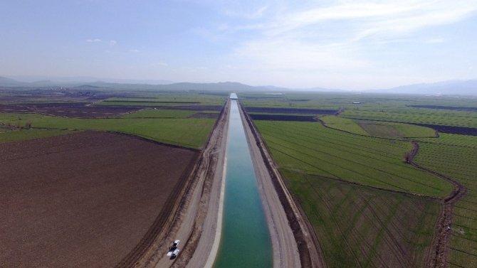 DSİ, baraj, gölet ve kanallara girmeyin uyarısında bulundu