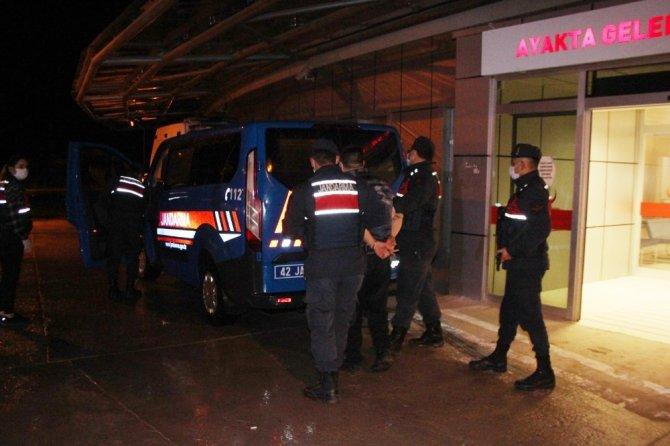 Seydişehir cezaevinden firar edip Beyşehir'de yakalandılar